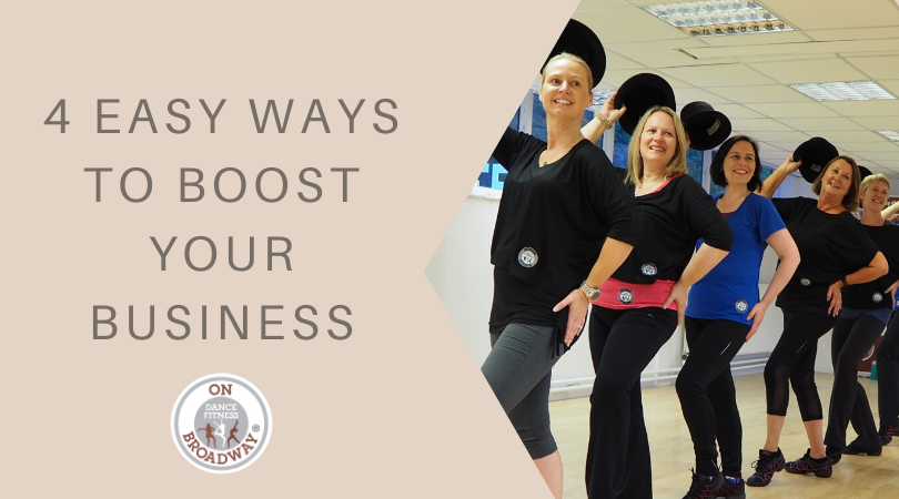 4 easy ways to boost your business in the fitness industry